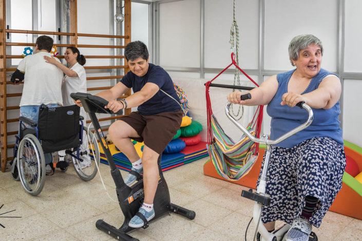 Residència persones amb discapacitat Les Hortènsies