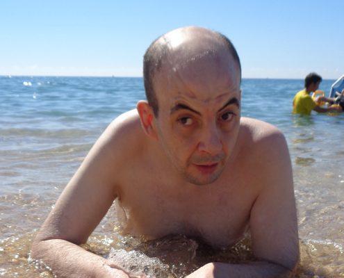 Dies de platja a Les Hortènsies