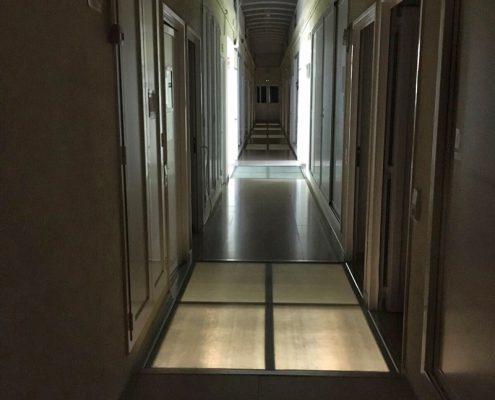 Torn de nit als centres de la Fundació