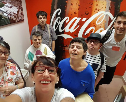 Visita fabrica Coca-Cola Les Hortènsies