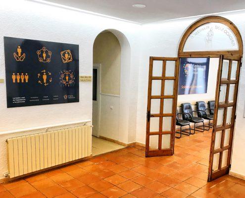 Nova imatge Fundació Sant Francesc d'Assis
