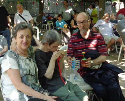 Sessions informatives per a famílies a Les Hortènsies