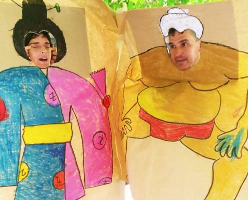 Festa japonesa a Les Hortènsies