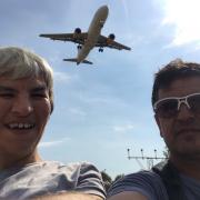 Mirador d'avions