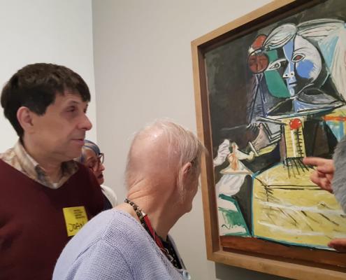 Visita al Museu Picasso