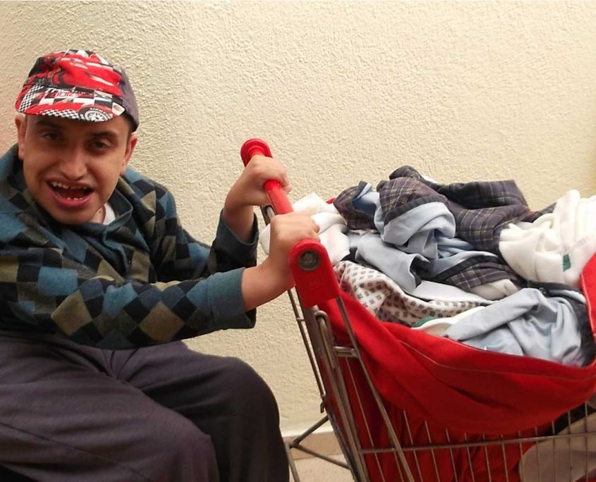 Tasques a la Residència per a persones amb discapacitat Les Hortènsies