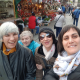 Els residents de Les Hortènsies anem a la Fira de Santa Llúcia
