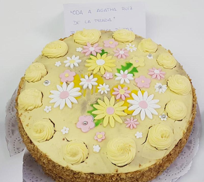 Concurs de pastissos a Les Hortènsies