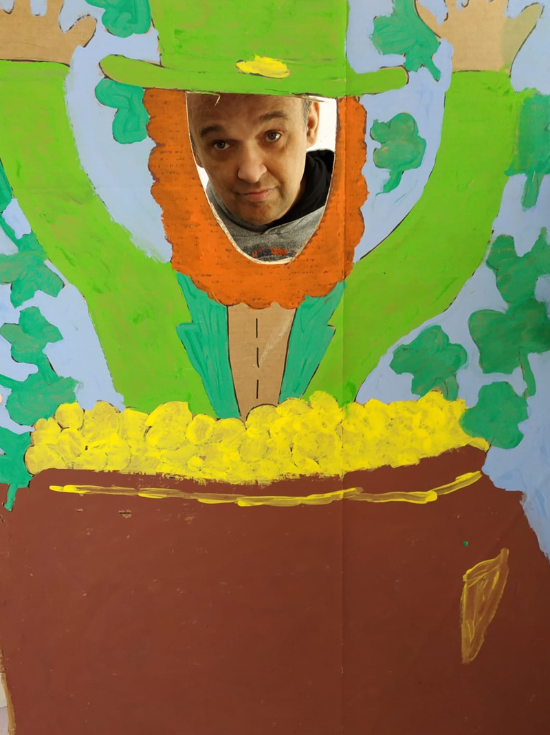 Un tarannà de maig a Les Hortènsies