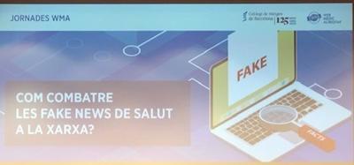 Fake news de salut a la xarxa