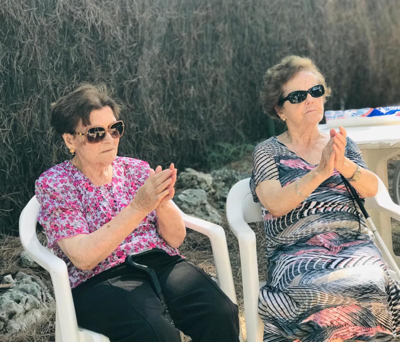 Berenars d'estiu a la Residència Montseny