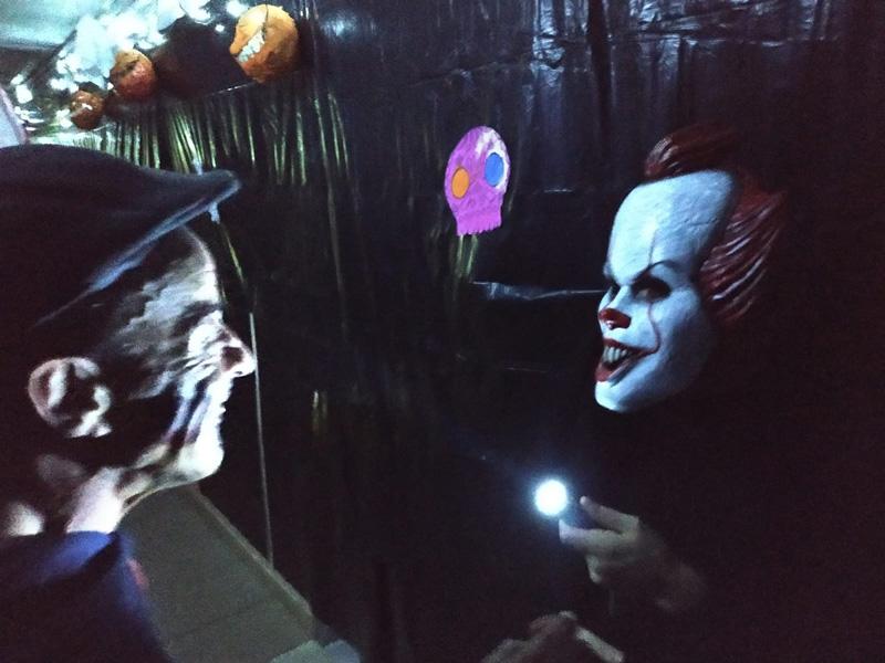 Halloween i castanyada a la Residència Les Hortènsies