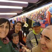 Visita al Museu del Barça