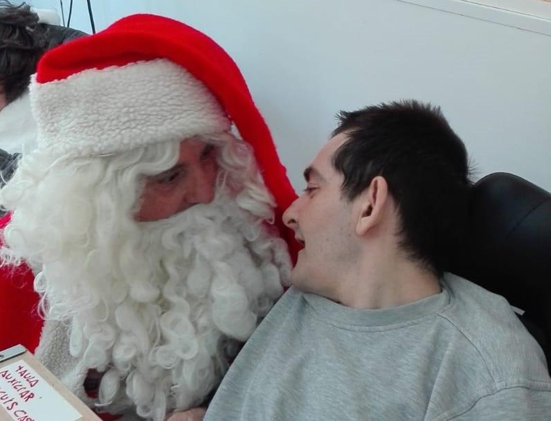 Preparatius de Nadal a Les Hortènsies