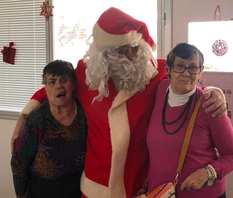 Un tarannà de Nadal a Les Hortènsies