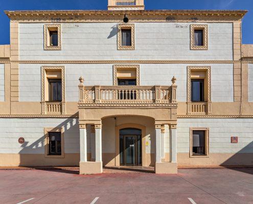 Centre Sociosanitari Can Torras. Seu de la FSFA