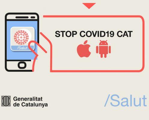 App Stop Covid-19