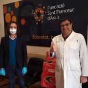 Donació Italfrance. Dr.Cuartero FSFA