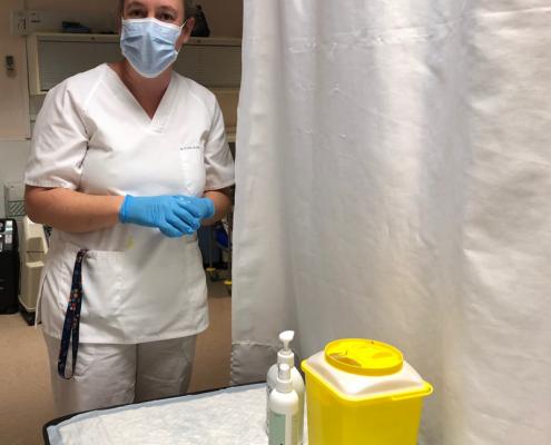 Vacunació antigripal a la FSFA