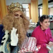 Els Reis dOrient a la Residència Les Hortènsies