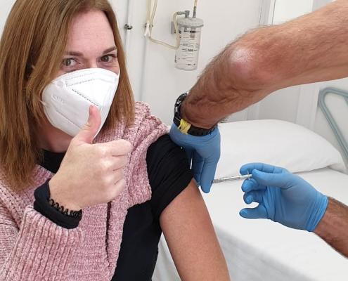 Les vacunes funcionen !!!