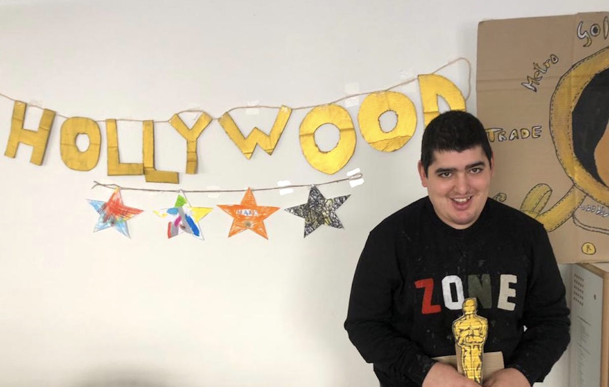 Hollywood a Les Hortènsies