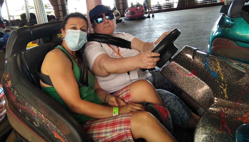 Jornada de portes obertes per a persones amb discapacitat funcional al Tibidabo