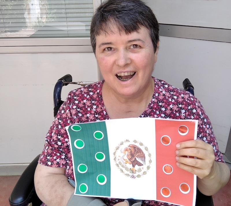 Festa mexicana a Les Hortènsies